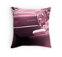 New Yorker - Car Throw Pillow