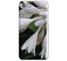 Blooming White Bells iPhone Case/Skin