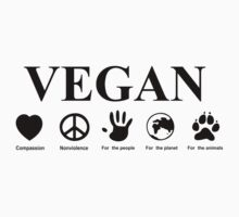 Go Vegan by benova