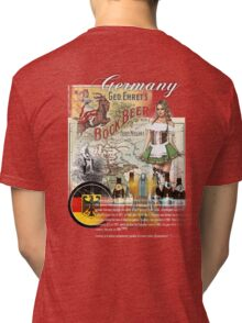 germany Tri-blend T-Shirt