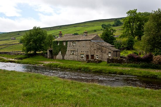 River Cottage by Trevor Kersley