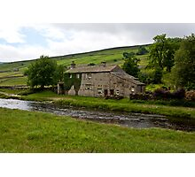 River Cottage Photographic Print