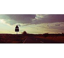 Long Journey Photographic Print