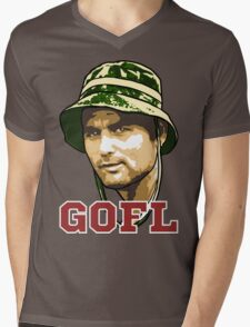 GOFL Mens V-Neck T-Shirt