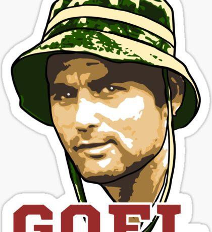 GOFL Sticker
