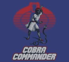 Cobra Commander by deepspacemonkey