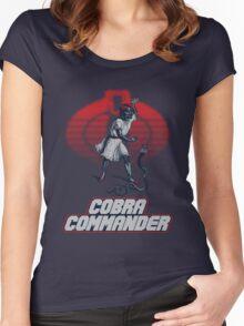 Cobra Commander Women's Fitted Scoop T-Shirt