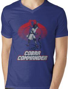 Cobra Commander Mens V-Neck T-Shirt