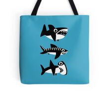 Dumb Sharks Tote Bag
