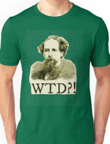 What The Dickens?! Unisex T-Shirt