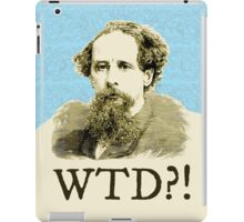 What The Dickens?! iPad Case/Skin