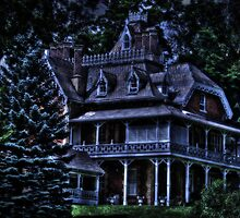 The Fall Of The House On Usher by SweetlySick