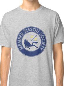 Member Zissou Society (detailed) Classic T-Shirt