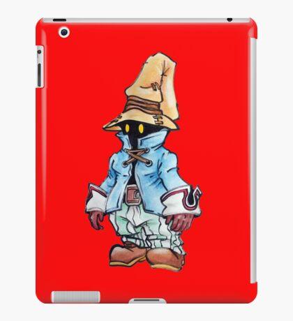 Final Fantasy 9 Vivi in Pastel &Colour Pencil iPad Case/Skin