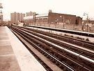 Train Station.... by Christina Rodriguez