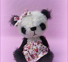 Soo - Handmade bears from Teddy Bear Orphans by Penny Bonser