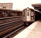 Train Station V2 by Christina Rodriguez