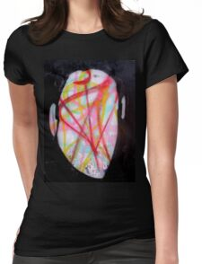 The Man Whose Head Expanded Womens Fitted T-Shirt
