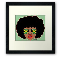 Jamaica Love Framed Print