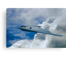 B-2 Spirit Canvas Print