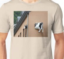 Cow House Unisex T-Shirt