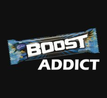 Boost Addict White by 2007bc