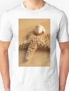 Sea Star and Sea Shell T-Shirt