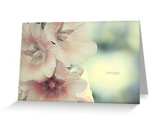 Being With You Greeting Card
