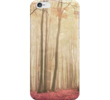 red woods iPhone Case/Skin