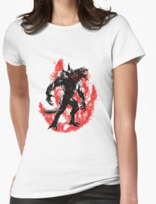 Goliath Womens Fitted T-Shirt