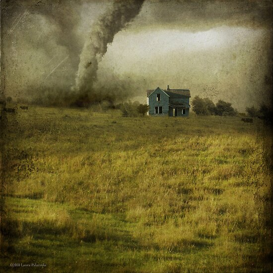 Somewhere in South Dakota... by Laura Palazzolo