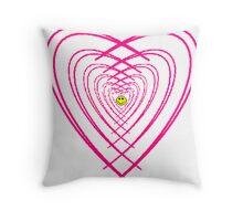 I Heart You Throw Pillow
