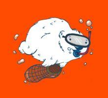 Bear diver Kids Clothes