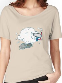 Bear diver Women's Relaxed Fit T-Shirt