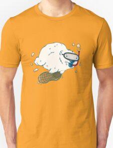 Bear diver Unisex T-Shirt