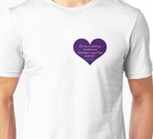 Shakespeare Love Unisex T-Shirt