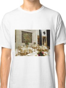 Fine Dining Area of Nelson Atkins Museum Classic T-Shirt