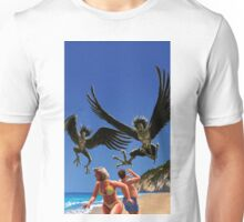 Horror of the Harpies Unisex T-Shirt