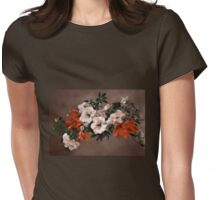 ...fiowers Womens Fitted T-Shirt