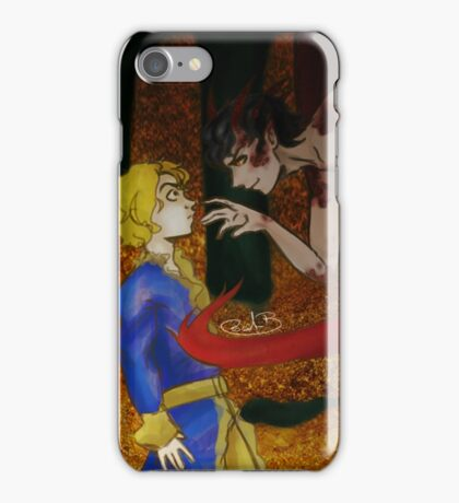 smauglock - The Hobbit  iPhone Case/Skin
