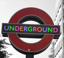 Underground by elizabethdaresu