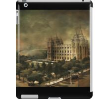 Salt Lake City iPad Case/Skin
