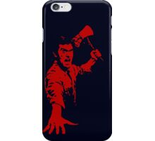 Ash / Axe iPhone Case/Skin