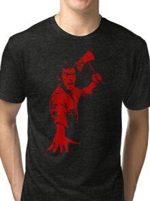Ash / Axe Tri-blend T-Shirt