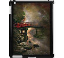 Bridge in Japan iPad Case/Skin