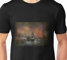 Looking place on earth Unisex T-Shirt