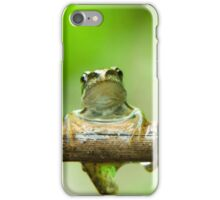 Hang on iPhone Case/Skin