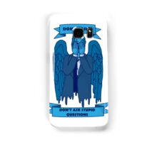 Weeping Angel of The Lord Samsung Galaxy Case/Skin