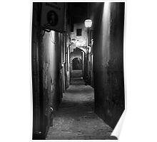Street in Firenze Poster