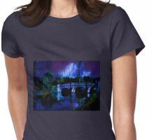 Bridge... Womens Fitted T-Shirt